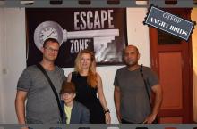 Escape Zone Plovdiv Otbor ANGRY BIRDS
