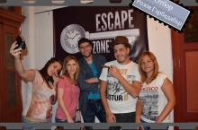 Escape Zone Plovdiv Otbor Rozov Garbadabur